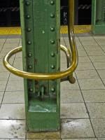 Subway seat