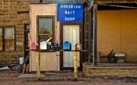 Bait shop, Goodrich, CO