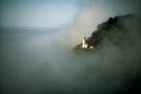 Coast of Oregon fog