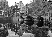 Bruges and Amsterdam