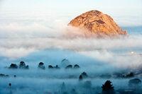 Moro Bay fog incoming