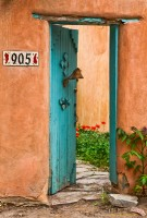 New Mexico, door
