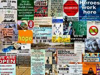 Colfax Covid Collage