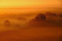 Sunrise at Medicine Creek Farm
