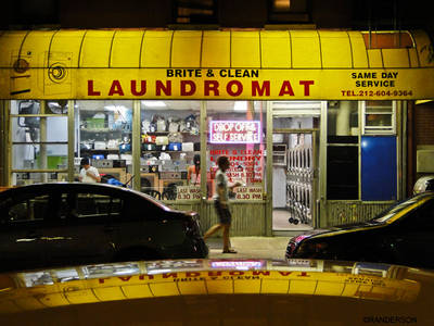 Recent Work-Laundromats