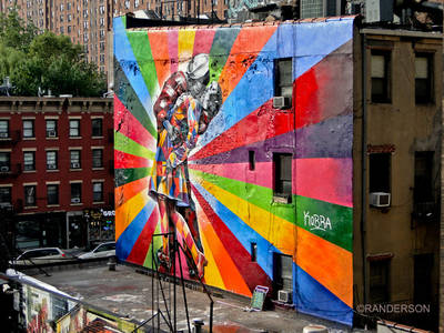 Recent Work-The High Line