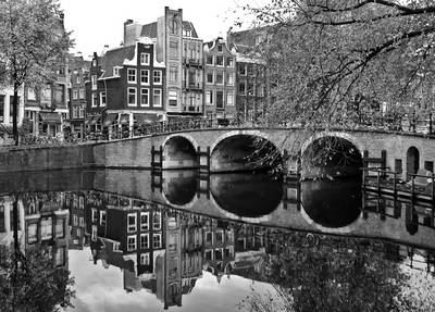 Recent Work-Bruges and Amsterdam