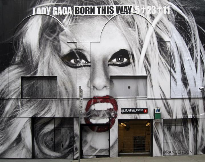 Gaga, photo