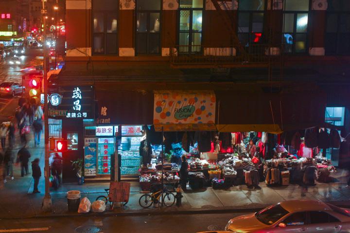 Bowery, photo