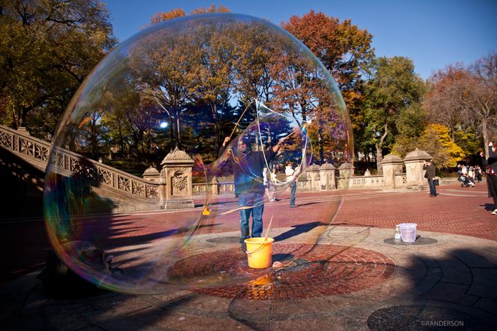Bubbles, photo