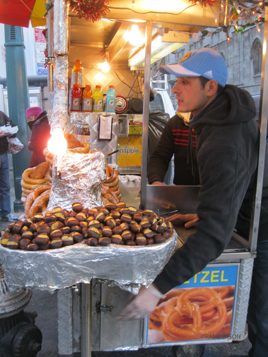 Chestnuts, photo