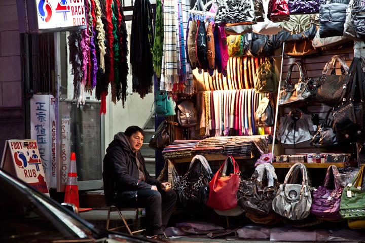 Vendor, photo
