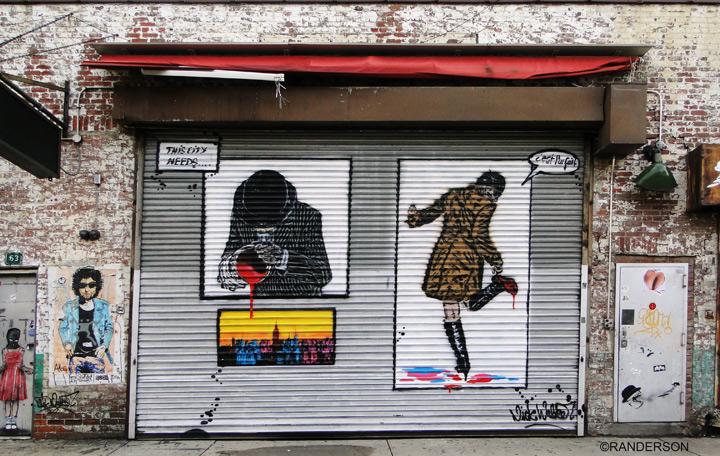 Street art, photo