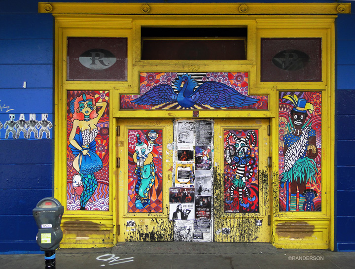 Frenchmen Street : New Orleans : Robert Anderson Photography