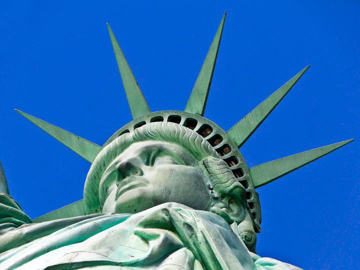Statue of Liberty, photo