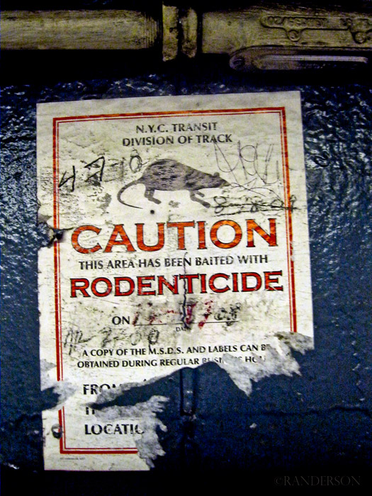 Rodenticide, photo