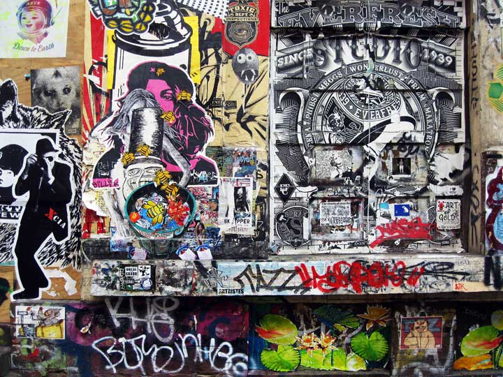 grafitti, photo