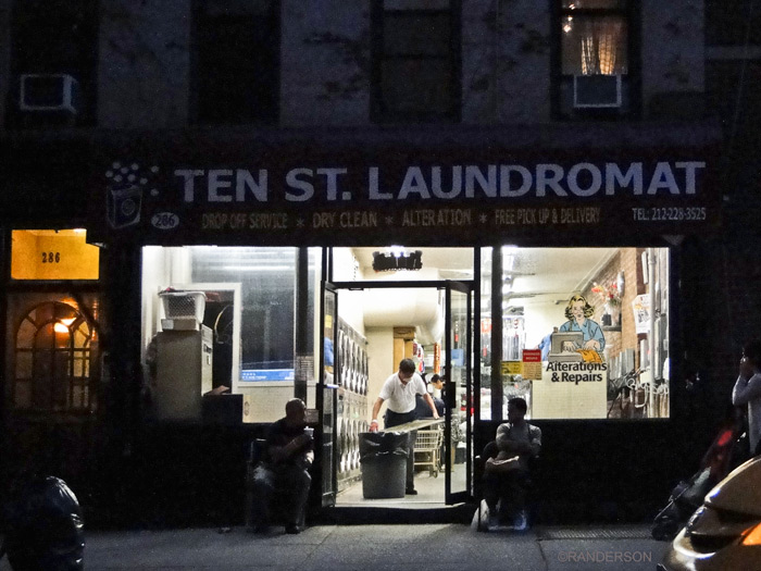 laundromat, photo