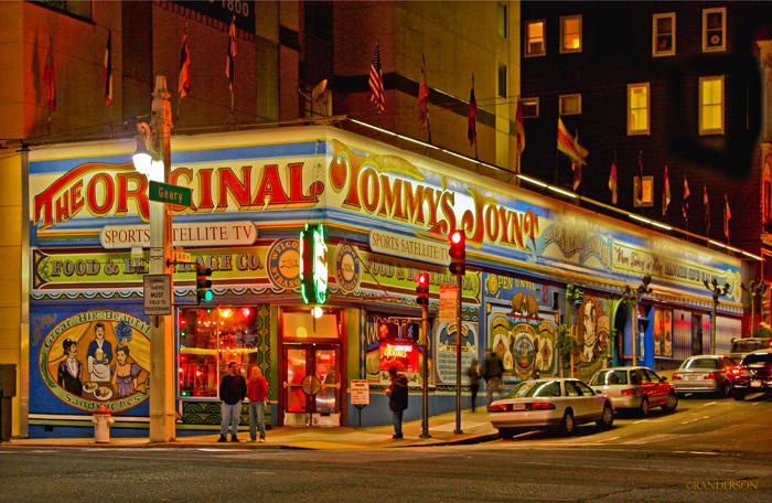 Tommy's Joynt, photo
