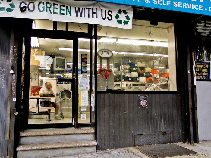 laundromat, photo