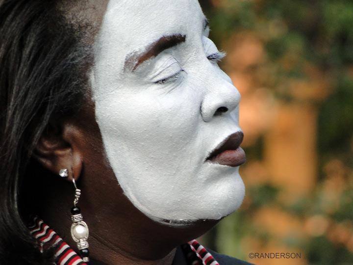 whiteface, photo