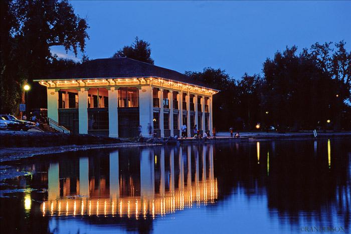 Washington Park, photo