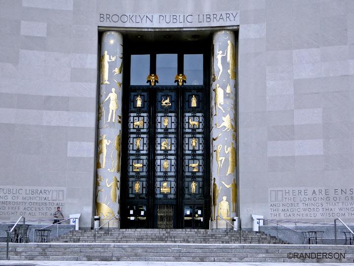 Brooklyn Library, photo