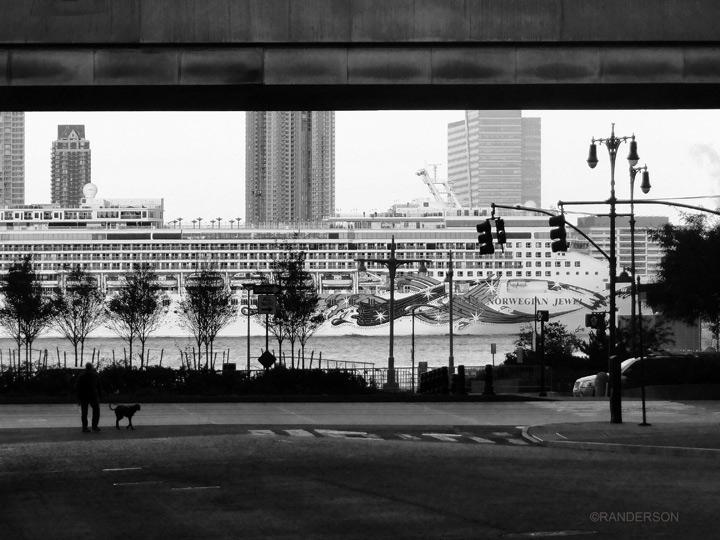 Cruise ship, photo