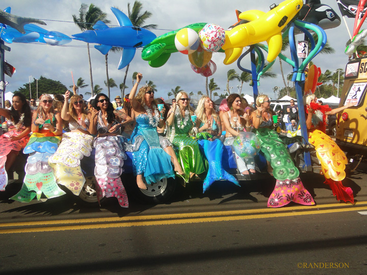 Parade of Whales