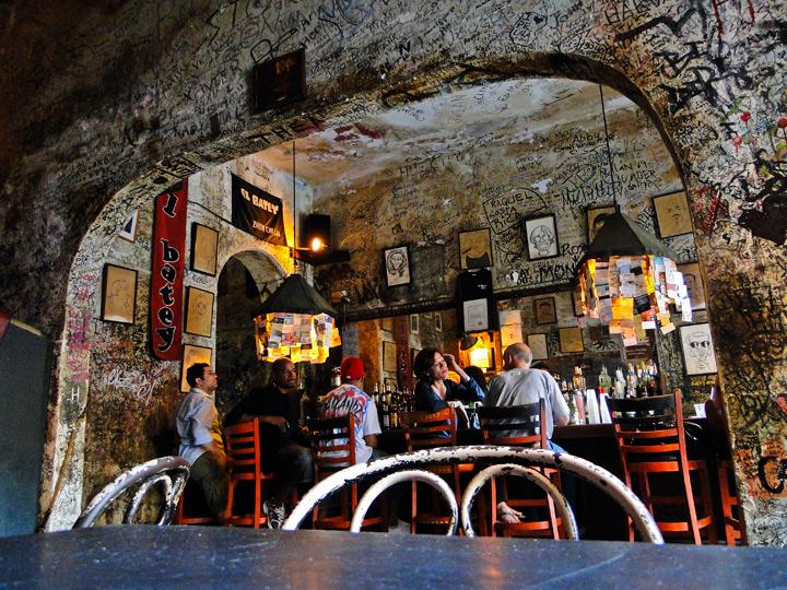 Dive bar, Old San Juan, PR