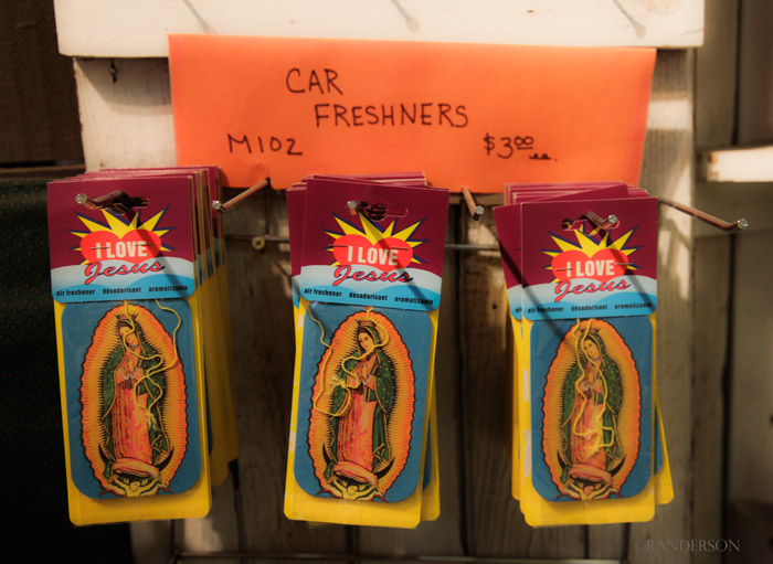 Freshners and Jesus for $3.00