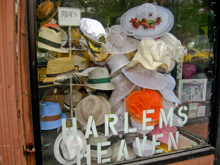 hat store, photo