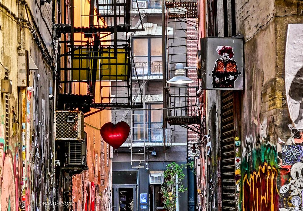 LES Alley