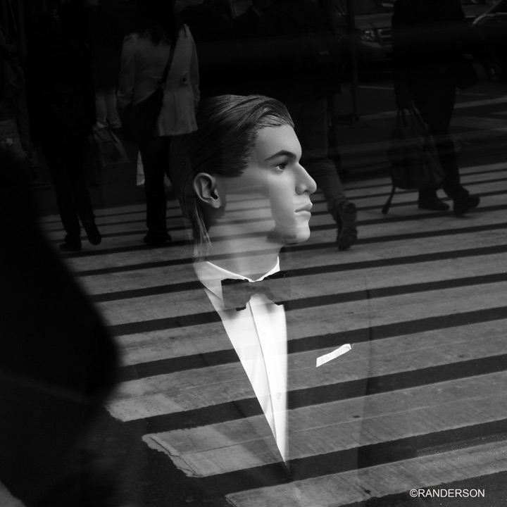 Mannequin Watching