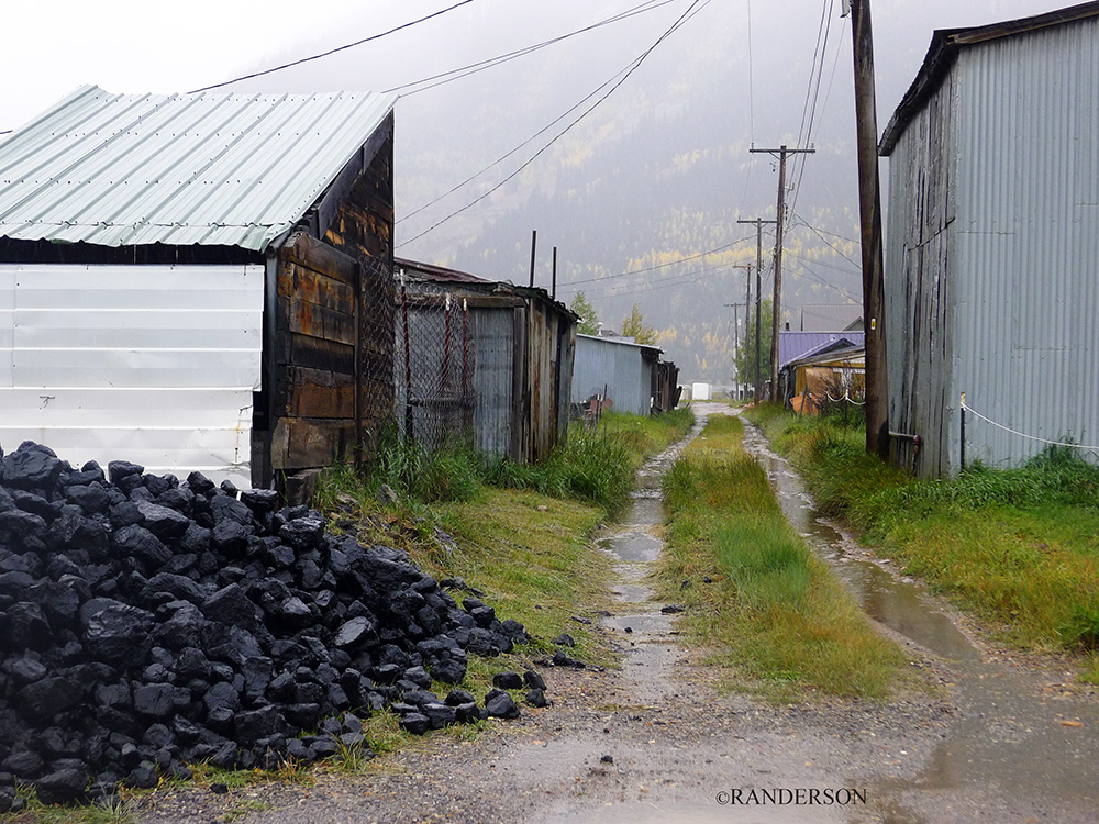 Alley Coal