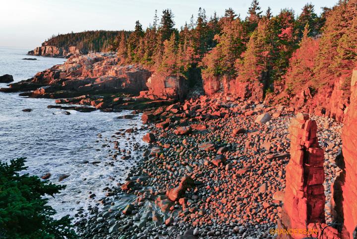 Monument Cove Sunrise