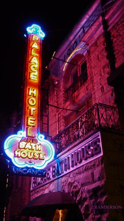 Palace Hotel Bath House