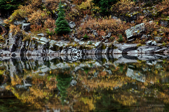 Fall, Maroon Bells Wilderness in Colorado