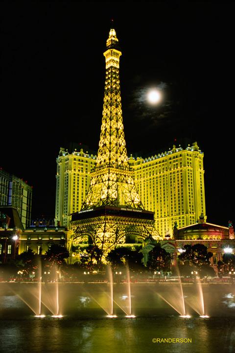Paris in the Desert