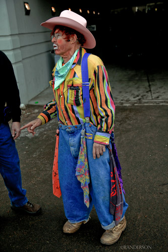 Rodeo Clown, photo