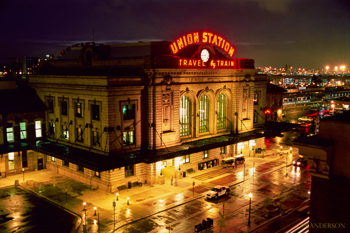 Union Station, photo