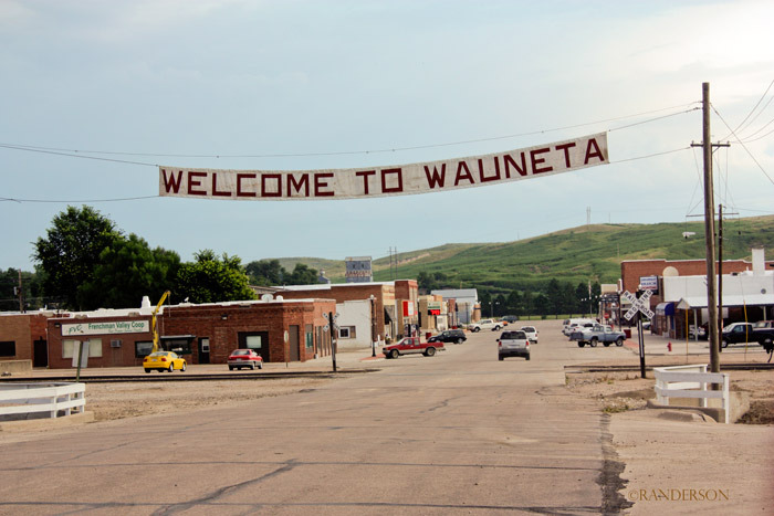 Wauneta, CO, photo