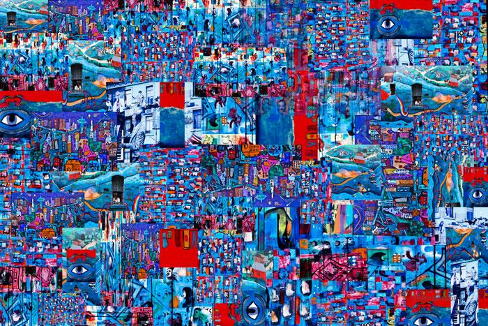 collage, photo